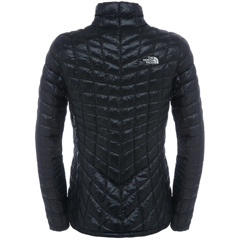 080928d02c ... Doudoune Femme Thermoball Full Zip Jacket noire TNF Black The North Face