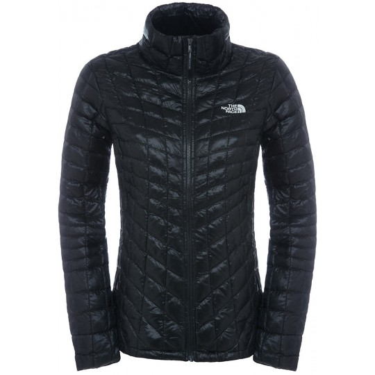 Doudoune Femme Thermoball Full Zip Jacket noire TNF Black The North Face