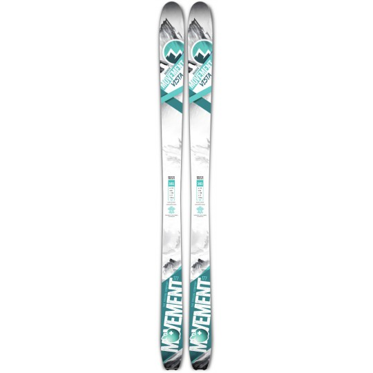 Ski de rando femme VISTA Movement 2017