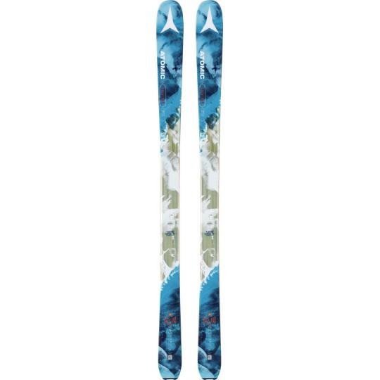 Ski de rando femme Backland 78 Women Turquoise Atomic 2017