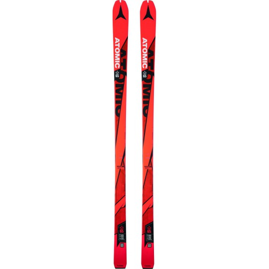 Ski de rando Backland UL 65 rouge-orange Atomic 2017
