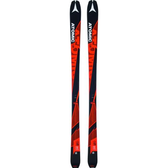 Ski de rando Backland UL 78 Atomic 2018