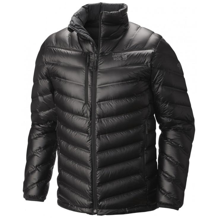Doudoune StretchDown RS Jacket noire Mountain Hardwear