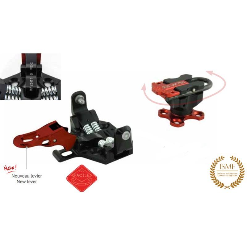 fixation ski de rando race 150 plum 2017 montania sport. Black Bedroom Furniture Sets. Home Design Ideas
