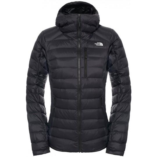 Doudoune à capuche Femme W Morph Down Hooded Jacket noire The North Face