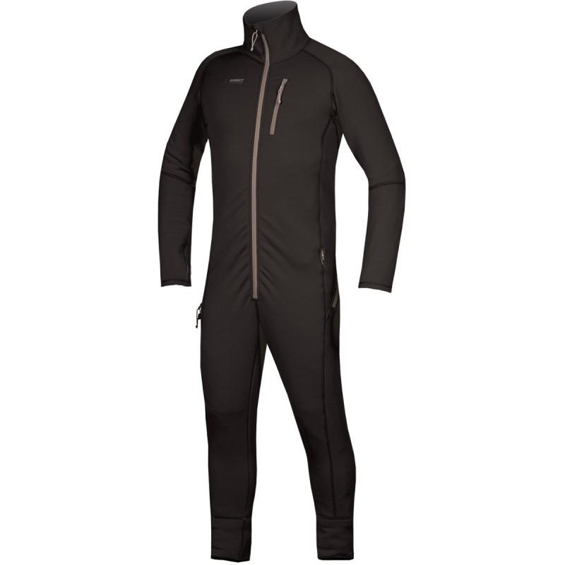 Combinaison polaire stretch pro homme overall vinson 1 0 noir directalpine montania sport - Combinaison polaire homme ...