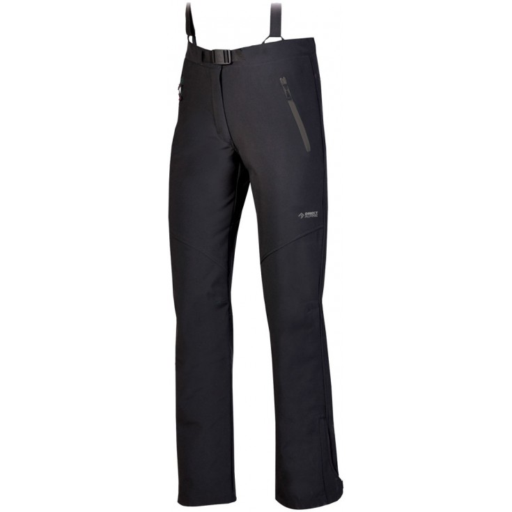 Pantalon sotshell chaud SISSI 2.0 Pants noir Directalpine