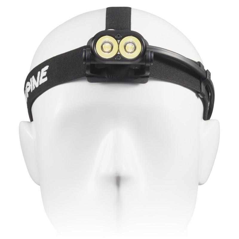 le frontale piko x4 smartcore 1800 lumens lupine montania sport