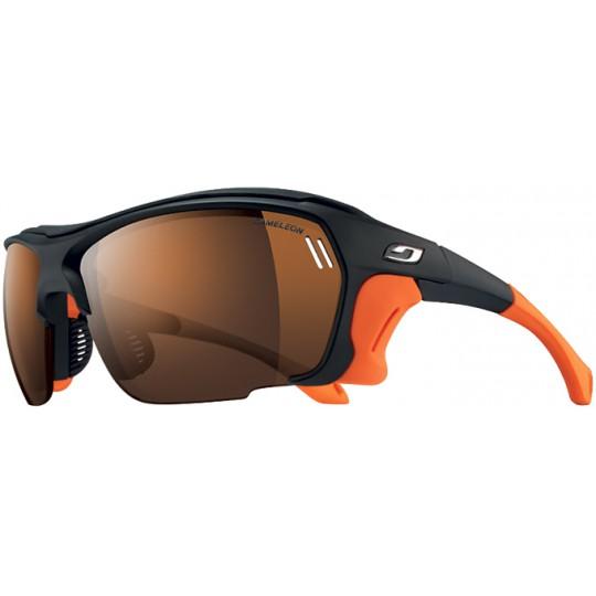 a82792439658fe lunettes de soleil trek noir orange cameleon 2 4 julbo