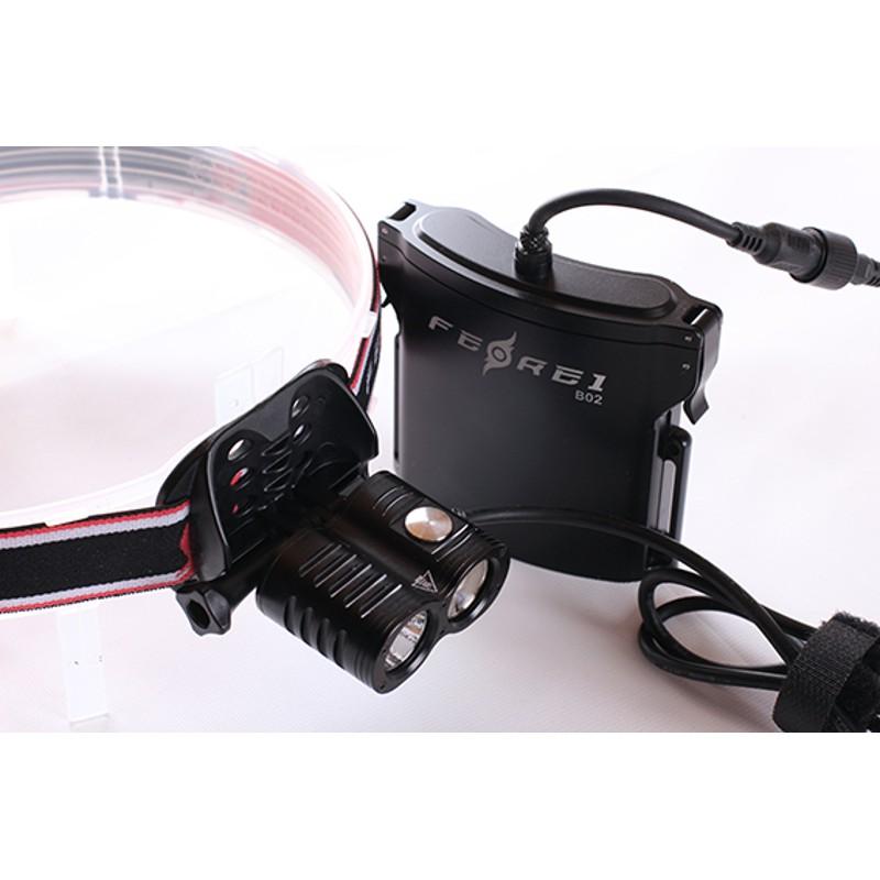 Lampe Frontale Hl51 Discoverer 2800 Lumens Ferei Montania Sport