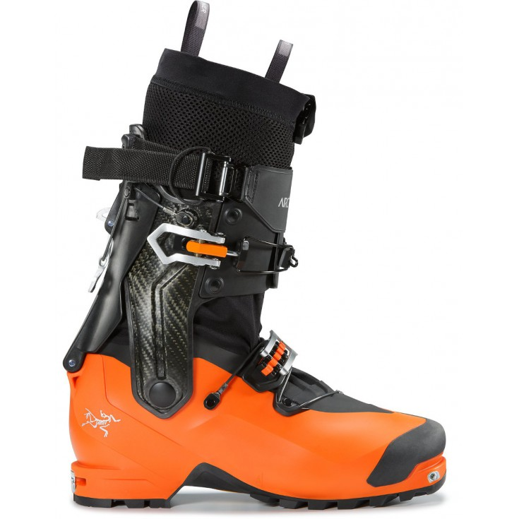 Chaussure ski de rando Procline Carbon Lite orange Arcteryx