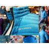 Doudoune femme Apron II Jacket Lady turquoise SirJoseph
