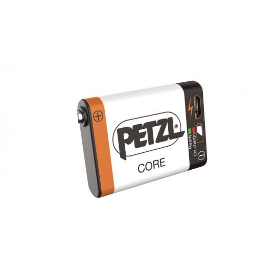 Batterie Accu Core Petzl 2017