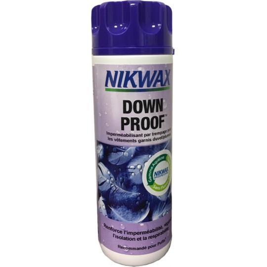 Imperméabilisant pour doudoune et duvet DOWN PROOF 300ml Nikwax