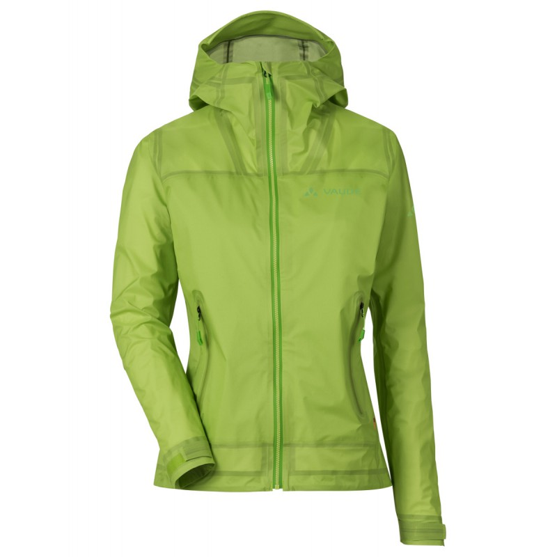veste imperm able femme zebru ul 3l jacket pistache vaude montania sport. Black Bedroom Furniture Sets. Home Design Ideas
