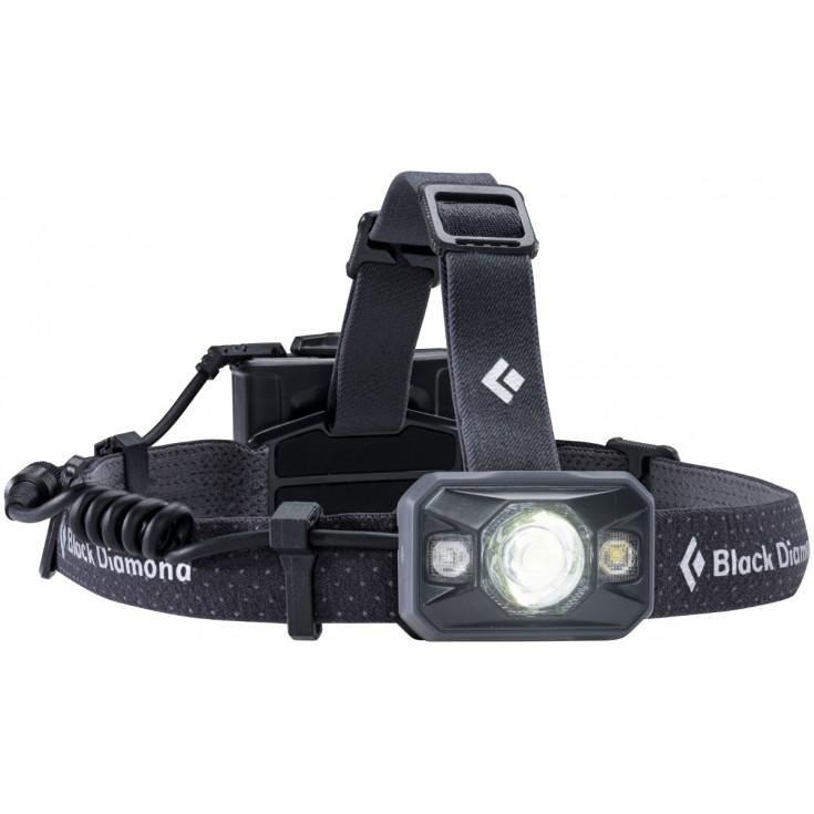 Lampe frontale Icon 500 noire Black Diamond 2017
