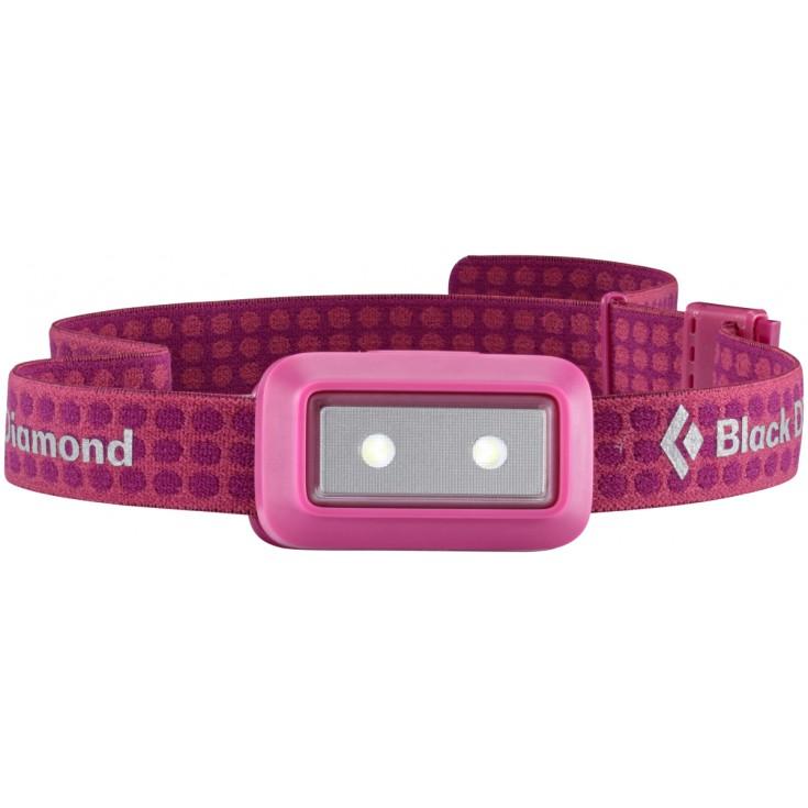 Lampe frontale Wiz 30 Coral Pink Black Diamond 2017