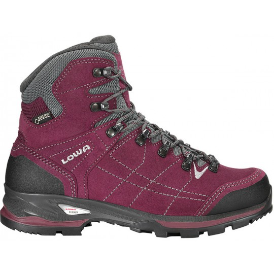 1109ee17ca3 Chaussure de randonnée Gore-Tex femme Vantage GTX Mid berry Lowa