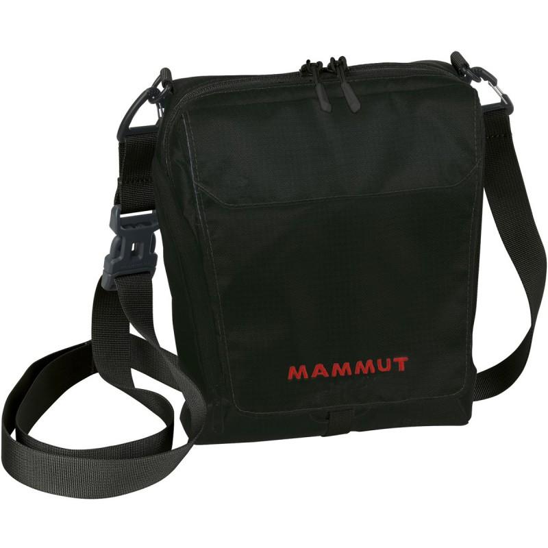 pochette de voyage tasch pouch 2l noir black mammut montania sport. Black Bedroom Furniture Sets. Home Design Ideas