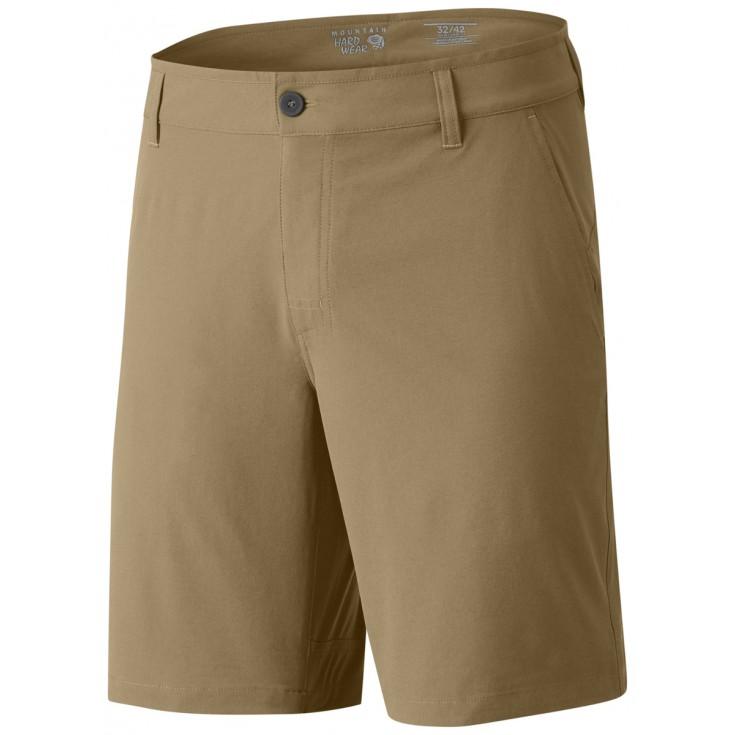 Short homme RIGHT BANK SHORT sandstorm Mountain Hardwear