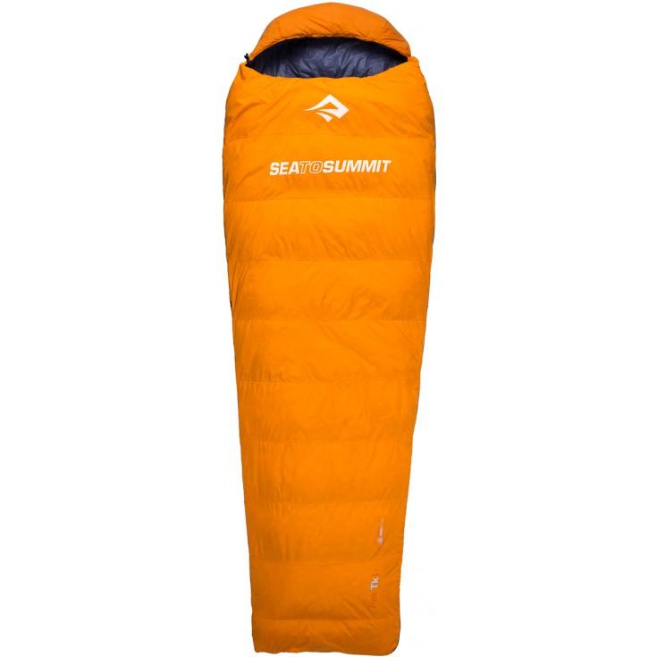 Sac de couchage plume TREK TK2 REG orange SeaToSummit