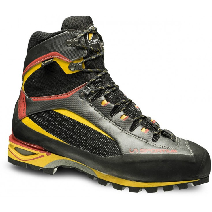 Chaussure Trango Tower GTX black-yellow La Sportiva