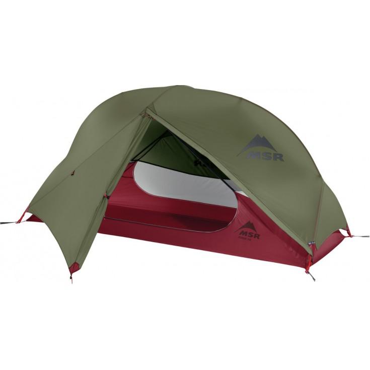 Tente Hubba NX 1P verte MSR