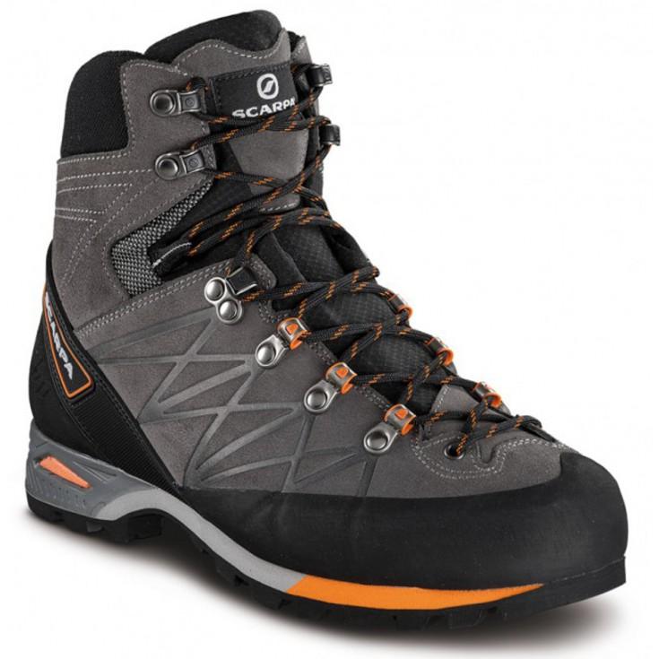 Chaussure de randonnée homme MARMOLADA PRO OD Shark-Orange Scarpa