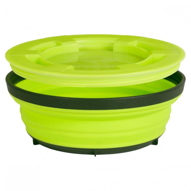 Bol X-Seal & Go LARGE 600ml Lime SeaToSummit
