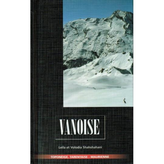 Livre Toponeige Ski de Rando Vanoise - Editions Volopress 2019