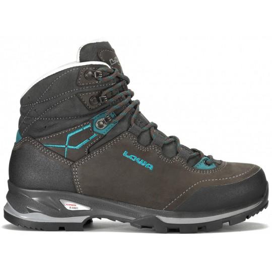 Chaussures de randonnée femme LADY LIGHT LL ardoise-turquoise Lowa