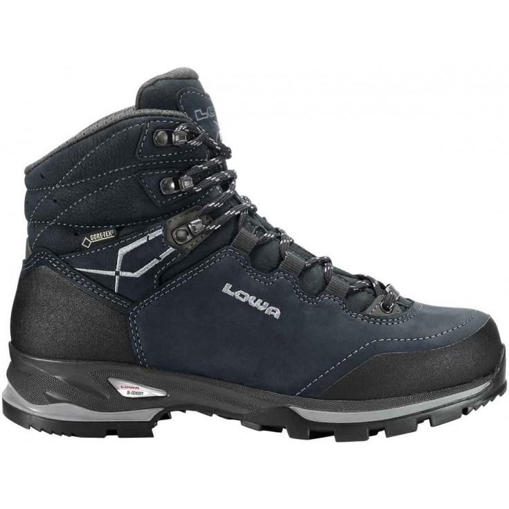 Chaussures de randonnée Gore-Tex femme Lady Light GTX bleue Lowa
