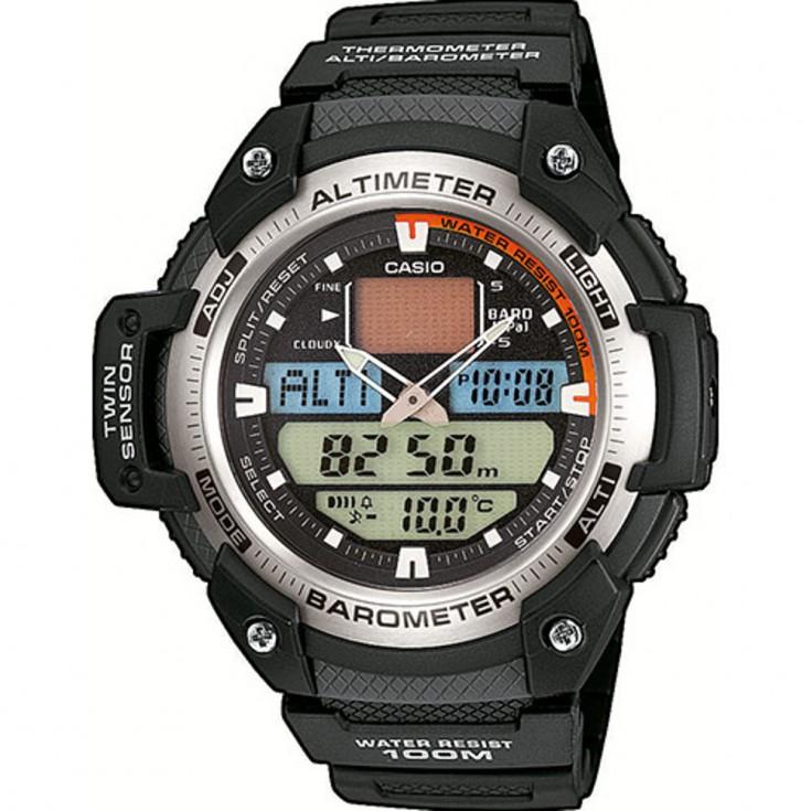 Montre altimètre CASIO SGW-400H-1BVER
