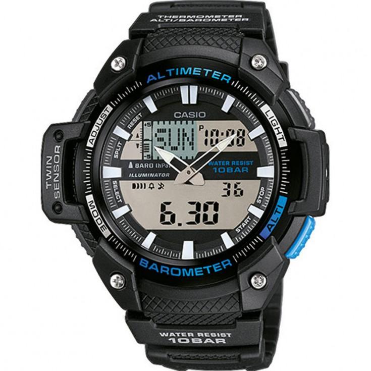 Montre altimètre CASIO SGW-450H-1AER