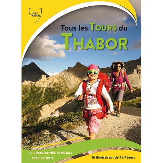Livre Tous les Tours du Thabor - Cédric Brunet - Editions Glénat