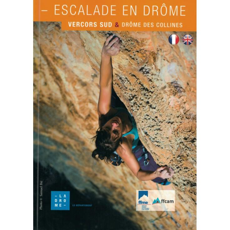Livre Topo Escalade en Drôme - Vercors Sud et Drôme des Collines - FFME