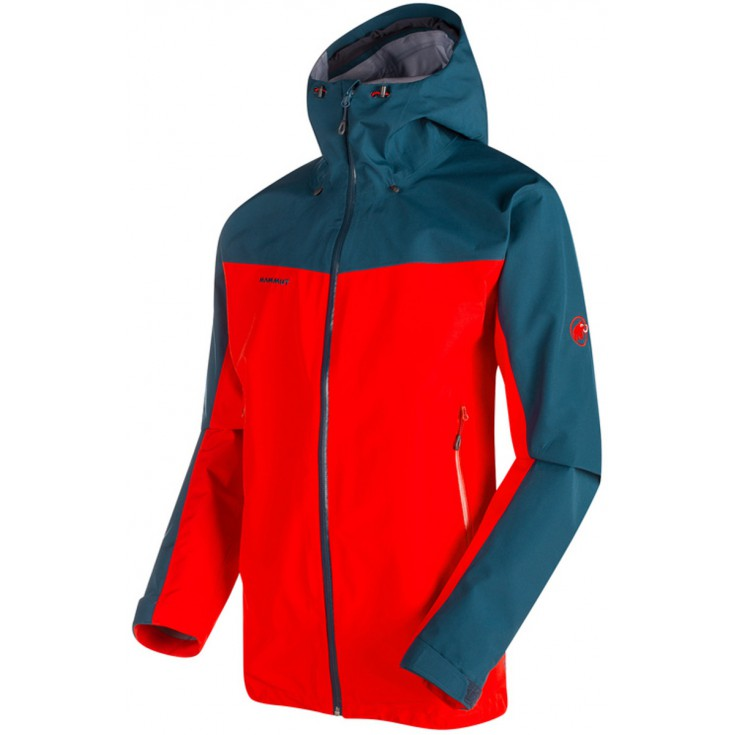veste gore tex homme crater hs hooded spicy orion mammut montania sport. Black Bedroom Furniture Sets. Home Design Ideas