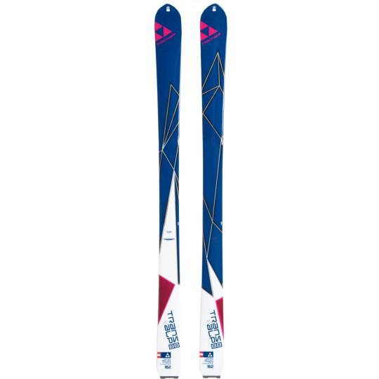 Ski de rando femme MY TRANSALP 88 LADY Fischer 2017