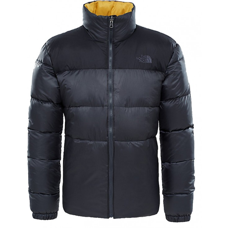 doudoune homme nuptse iii asphalt grey the north face. Black Bedroom Furniture Sets. Home Design Ideas