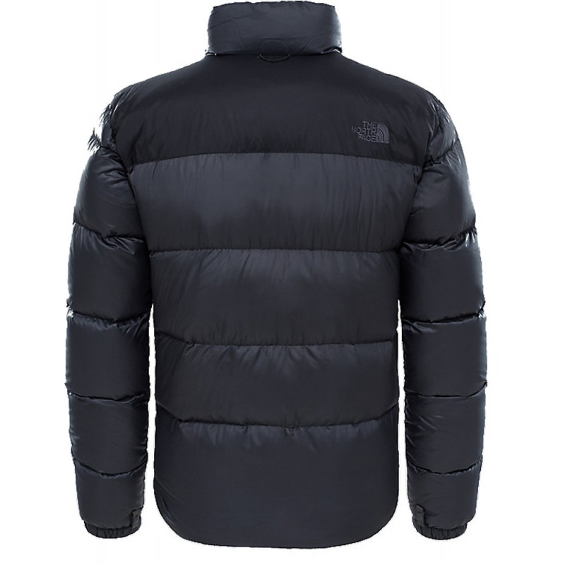 doudoune homme nuptse iii asphalt grey the north face montania sport. Black Bedroom Furniture Sets. Home Design Ideas