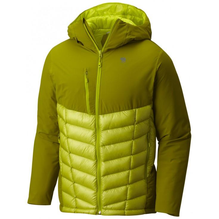 Doudoune homme SUPERCHARGER INSULATED JACKET Green Mountain Hardwear