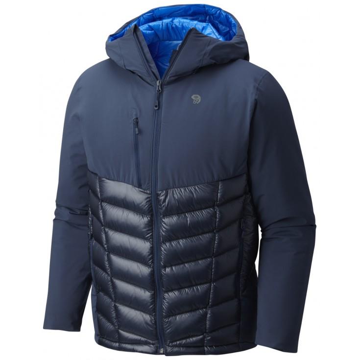 Doudoune homme SUPERCHARGER INSULATED JACKET Blue Mountain Hardwear