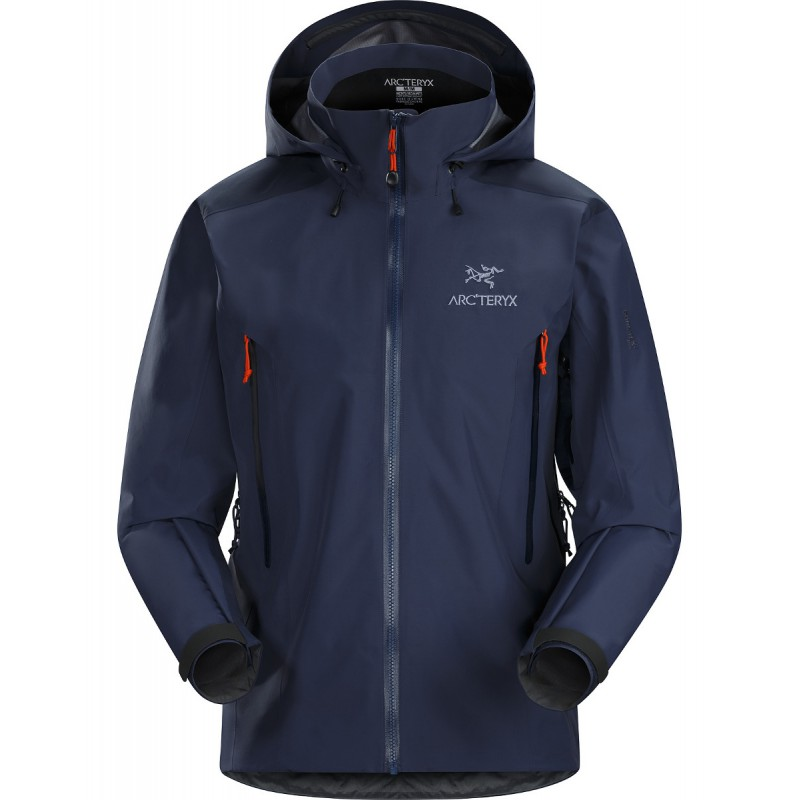 veste gore tex homme beta ar jacket midnighthawk arcteryx. Black Bedroom Furniture Sets. Home Design Ideas