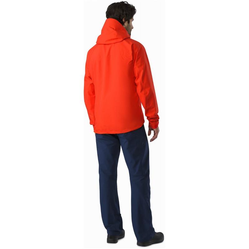 veste gore tex homme alpha sl jacket magma arcteryx montania sport. Black Bedroom Furniture Sets. Home Design Ideas