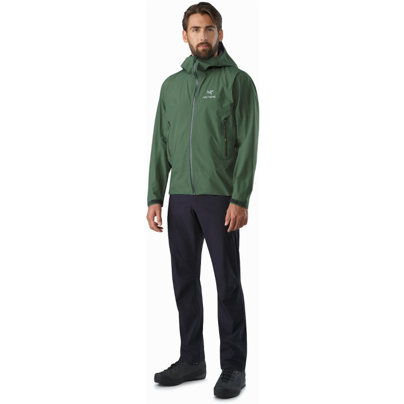 veste gore tex homme beta sl jacket cypress arcteryx. Black Bedroom Furniture Sets. Home Design Ideas