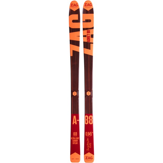 Ski de rando ADRET 88 Zag 2018
