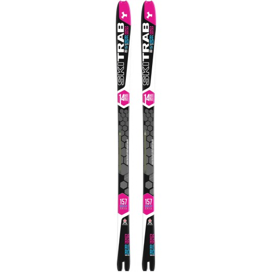 Ski de rando femme Gara Aero World Cup women SkiTrab 2019