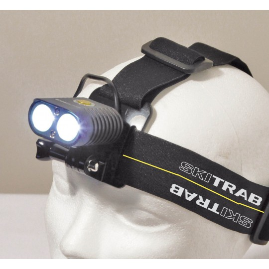 Lampe frontale AERO 2000 Skitrab