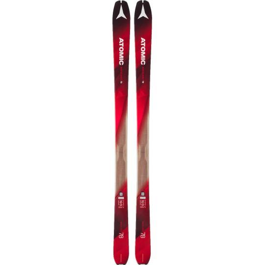 Ski de rando BACKLAND 78 Atomic 2019
