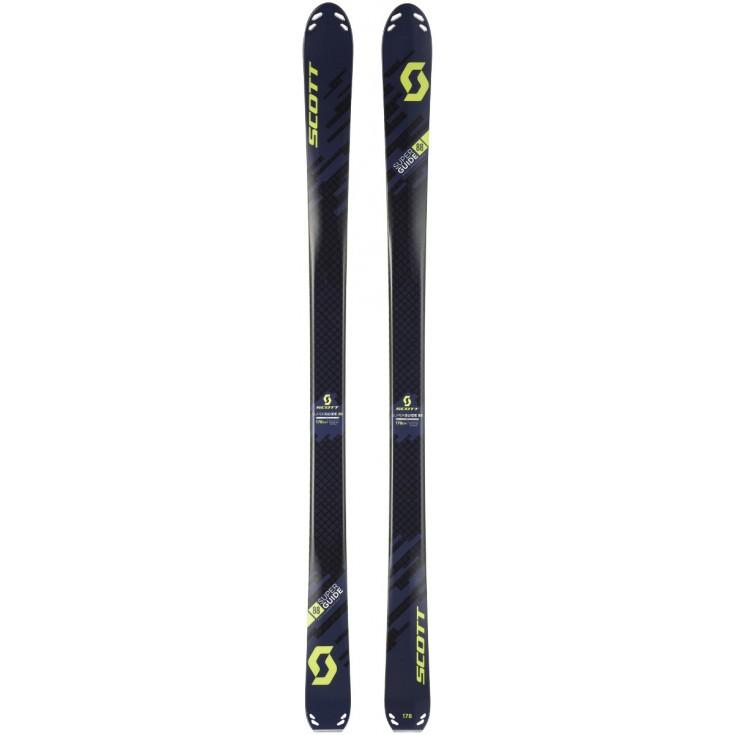 Ski de rando SUPERGUIDE 88 Scott 2018